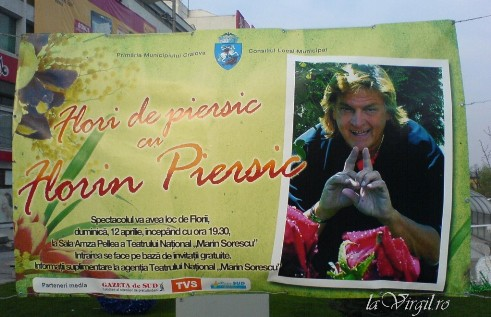 Eveniment: Flori de piersic